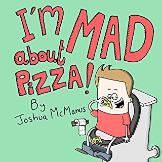 I'm Mad About Pizza! cover art