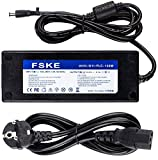 FSKE Charger Laptop Adapter para DELL 19.5V 6.7A 130W Inspiron 15 5576 7000 7557 7559 XPS14 L401X L501X Inspiron 14 7466 Conector: Adaptador 7.4 * 5.0mm