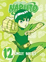 Naruto Uncut Box Set 12: Special Edition [DVD] [Import]
