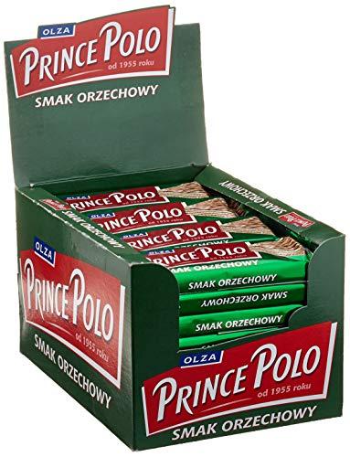 Prince Polo Waffelriegel Nußgeschmack, 32 Stück, 32er Pack (32 x 3.4375 g)