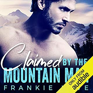 Claimed by the Mountain Man audiobook cover art