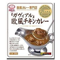 エム・シーシー食品 東京神田 欧風カレー専門店「ガヴィアル」の チキンカレー 1人前(200g)