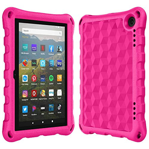 All New H D 8 inch Tablet Case for Kids, Ubearkk Light Weight Shock Proof Handle Friendly Stand Child-Proof Case for H D 8 (2020 Realease)