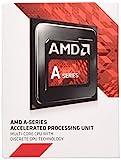 AMD A10 X4 7800 Box FM2+ Processore, Nero