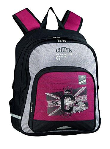 Chipie Bolso escolar, burdeos (Rojo) - 400062286