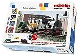 Märklin start up 29133 Up Märklin - Juego de 3 Trenes con luz, Carril H0