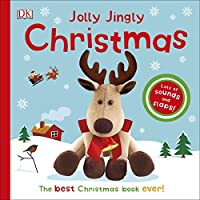 Jolly Jingly Christmas: The Best Christmas Book Ever! (Dk Sound Books)