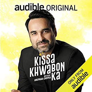 Pankaj Tripathi cover art