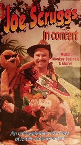 Joe Scruggs In Concert- Music Monkey Business & More!