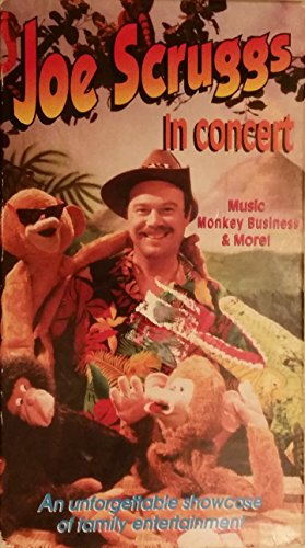 Joe Scruggs In Concert- Music Monkey Business & More!