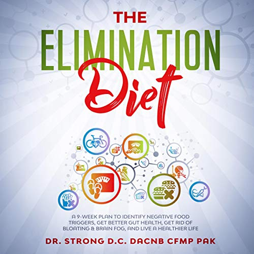 The Elimination Diet  By  cover art