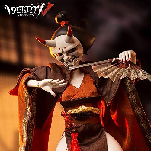 Identity V×UNDERVERSE コラボシリーズ 1/6コレクション級アクションフィギュア(芸者 GEISHA)_1