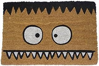 Koko Dormats Felpudo para Entrada de Casa Original, Franky, Fibra de Coco y PVC, 40x60cm