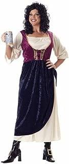 BOS Plus Size Tavern Wench Costume Size: Women's Plus 16-22