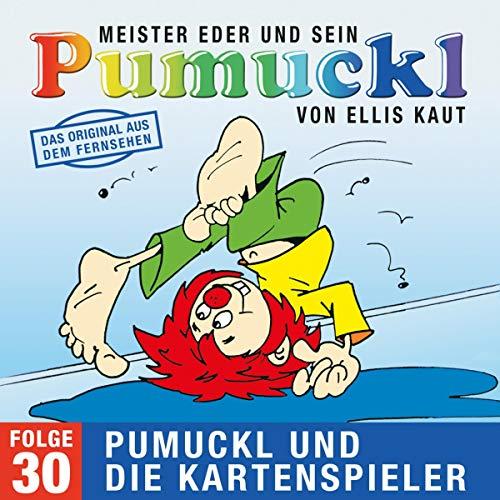 Pumuckl und die Kartenspieler. Das Original aus dem Fernsehen Titelbild