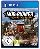 Spintires: Mudrunner American Wilds Edition - PlayStation 4 [Edizione: Germania]