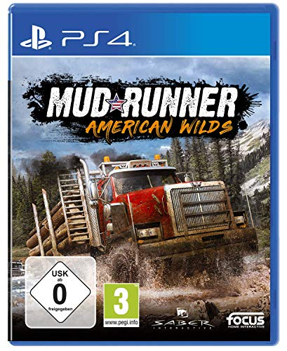 MudRunner - American Wilds Edition - [Playstation 4]