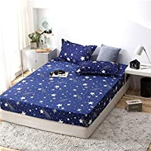 Star Girl Cover Bed Boy Mattress Cover Breathable Bed Cover Adult Child Mattress Protector Summer Sleeping Mat 2CDT-63002,...