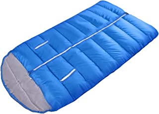 Mountview Single Sleeping Bag Bags Outdoor Camping Hiking Thermal 0-20℃ Tent