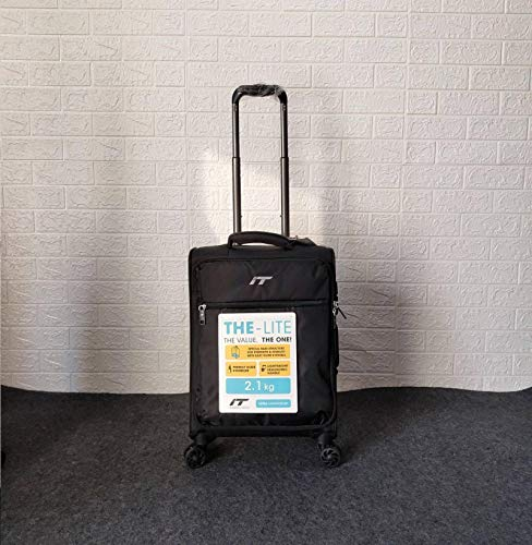 N-B Inch Wheeled Suitcase, Waterproof Oxford Suitcase, Rolling Suitcase, Carry-on Ultra-light Oxford Cloth Waterproof Universal Silent Wheel Soft Bag Trolley Suitcase Luggage Boarding Case