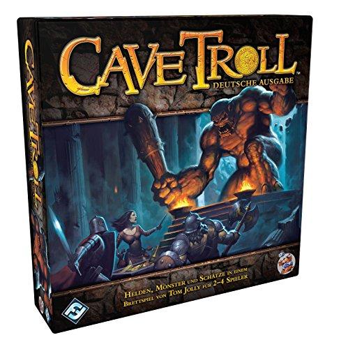 Asmodee HE782 Cave Troll, Spiel