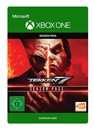 Tekken 7: Season Pass [Xbox 360 - Download Code]