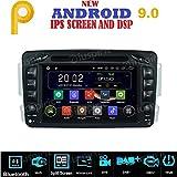 Android 7.1GPS DVD USB SD Wlan Bt Autoradio 2Din NAVI Mercedes C-Klasse W203/CLK-Klasse W209/A-Klasse W168/G-Klasse W463/E-W210/Vito/Viano/