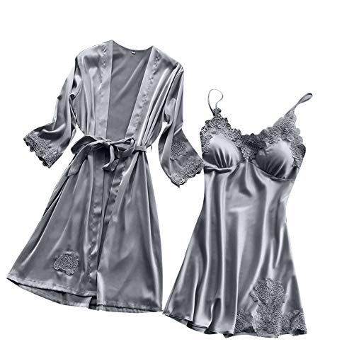 Yazidan Kleidung Damen thermal top grau xxl