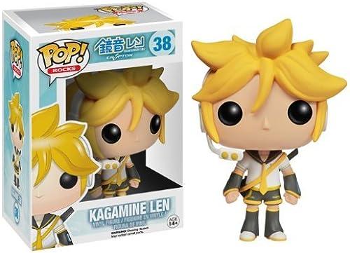 (1, 26.99) - Funko Pop TV  Vocaloid, Kagamine Len