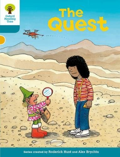 Oxford Reading Tree: Level 9: Stories: The Questの詳細を見る