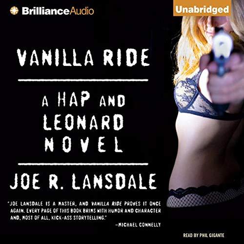 Vanilla Ride audiobook cover art
