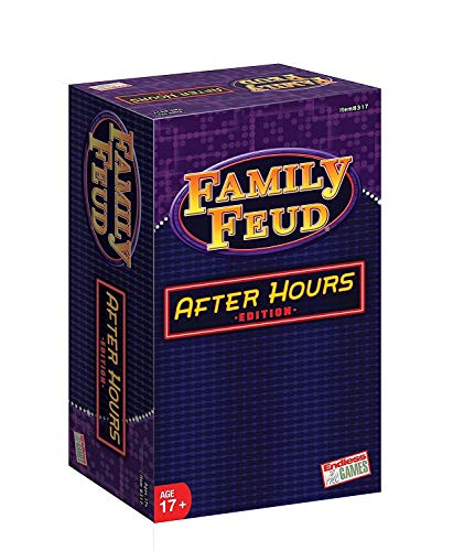 Family Feud After Hours 2018 Edition - Party Game for...