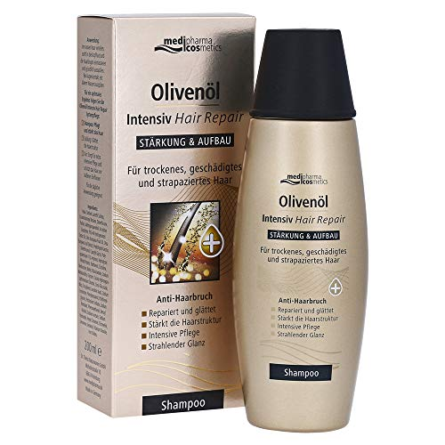 Oliven�l Intensiv Hair Repair Shampoo, 200 ml