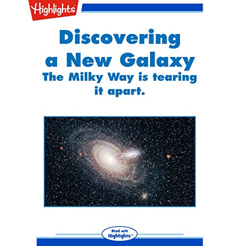Discovering a New Galaxy cover art