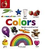 Els meus primers colors. Aprenc a conèixer-los! (Catalá - A PARTIR DE 0 ANYS - IMAGINARIS (PRIMERS DICCIONARIS VISUALS) - Els meus primers...)