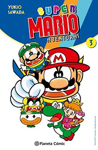 Super Mario nº 03 (Manga Kodomo)