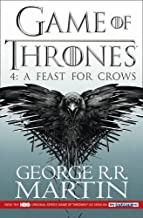 A Feast for Crows (A Song of Ice and Fire, Book 4) by George R. R. Martin (27-Mar-2014) Paperback