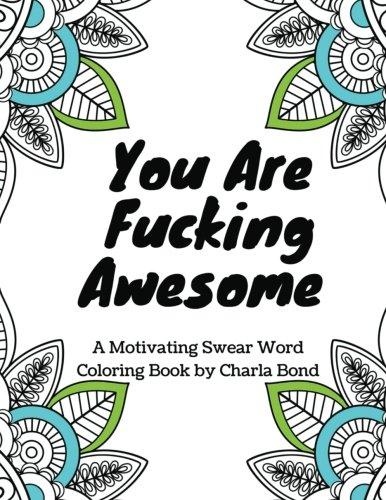 You Are Fucking Awesome: A Motiv...