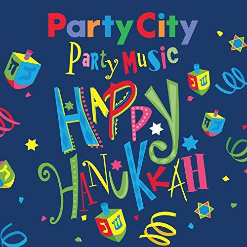 Party City Happy Hanukkah Party Music