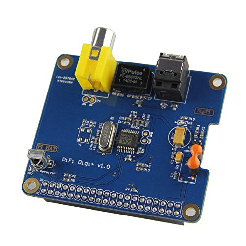 weichuang Elektronisches Zubehör Spezifische HIFI DiGi+ Digital Soundkarte für RPi A+/B+ Elektronikzubehör Elektronikzubehör