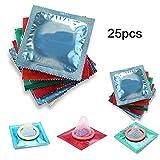 Mmrm Kondom Ultra Kondome MIX * Pasante EXS Mates Crown Groß Sorte 25 Stück