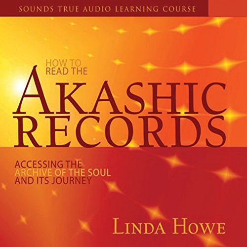How to Read the Akashic Records audiobook cover art