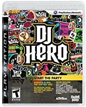 DJ Hero 1 - Playstation 3