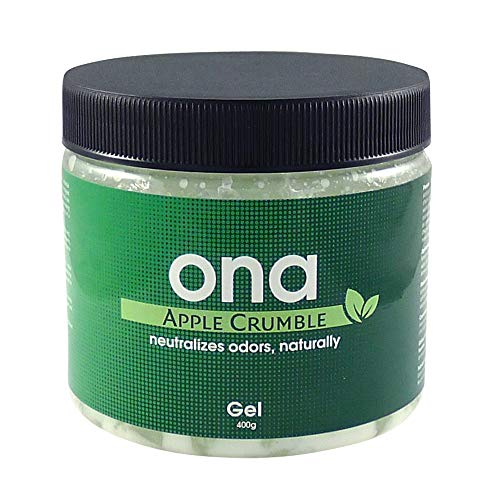 Elimina / Neutralizador de Olores - ONA Gel Apple Crumble Antiolor (428g)