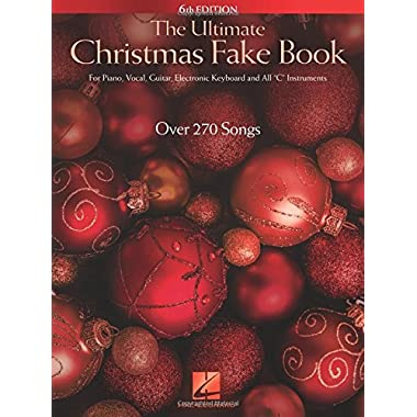 Ultimate Christmas Fakebook - 6Th Edition