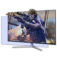 アンチブルーライトスクリーンプロテクター 32〜75インチTVモニター用[アンチグレア] [アンチスクラッチ] LCD、LED、4K OLED、QLEDHDTV用の青色光フィルターフィルム AWSAD (Color : HD Version, Size : 34 inch 815*345mm)