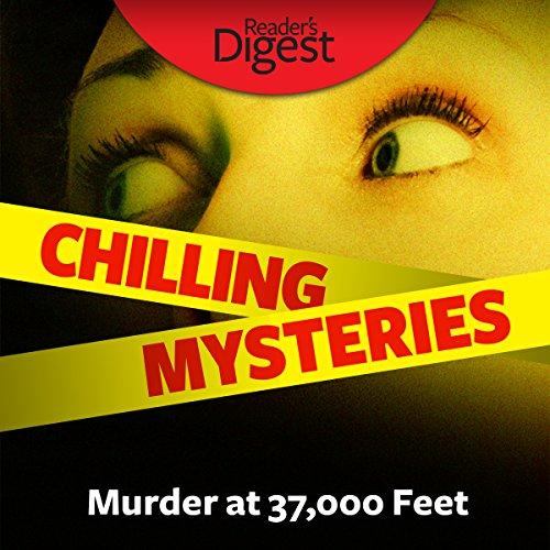 Murder at 37,000 Feet audiobook cover art