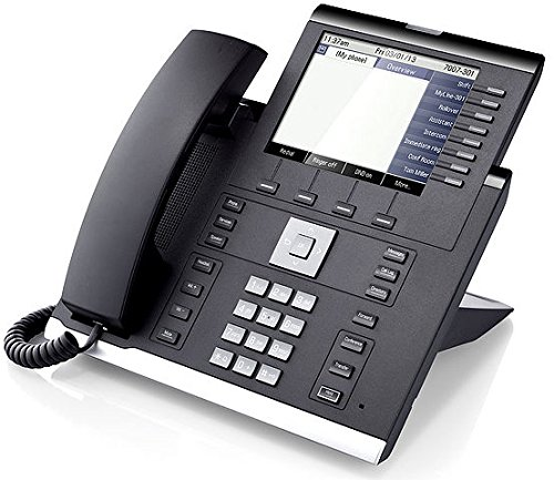 Unify OpenScape Desk Phone IP 55G (HFA), Icon schwarz