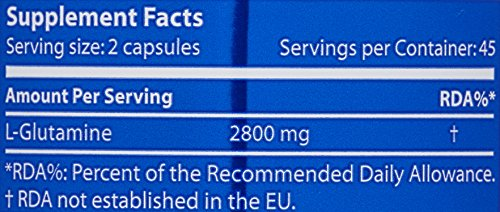 Scitec Nutrition Mega Glutamin, 90 Kapseln - 5