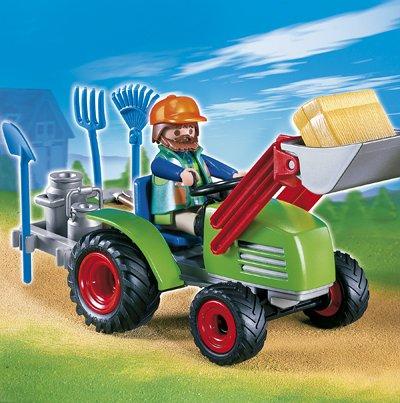 PLAYMOBIL® 4143 - Multifunktions-Traktor